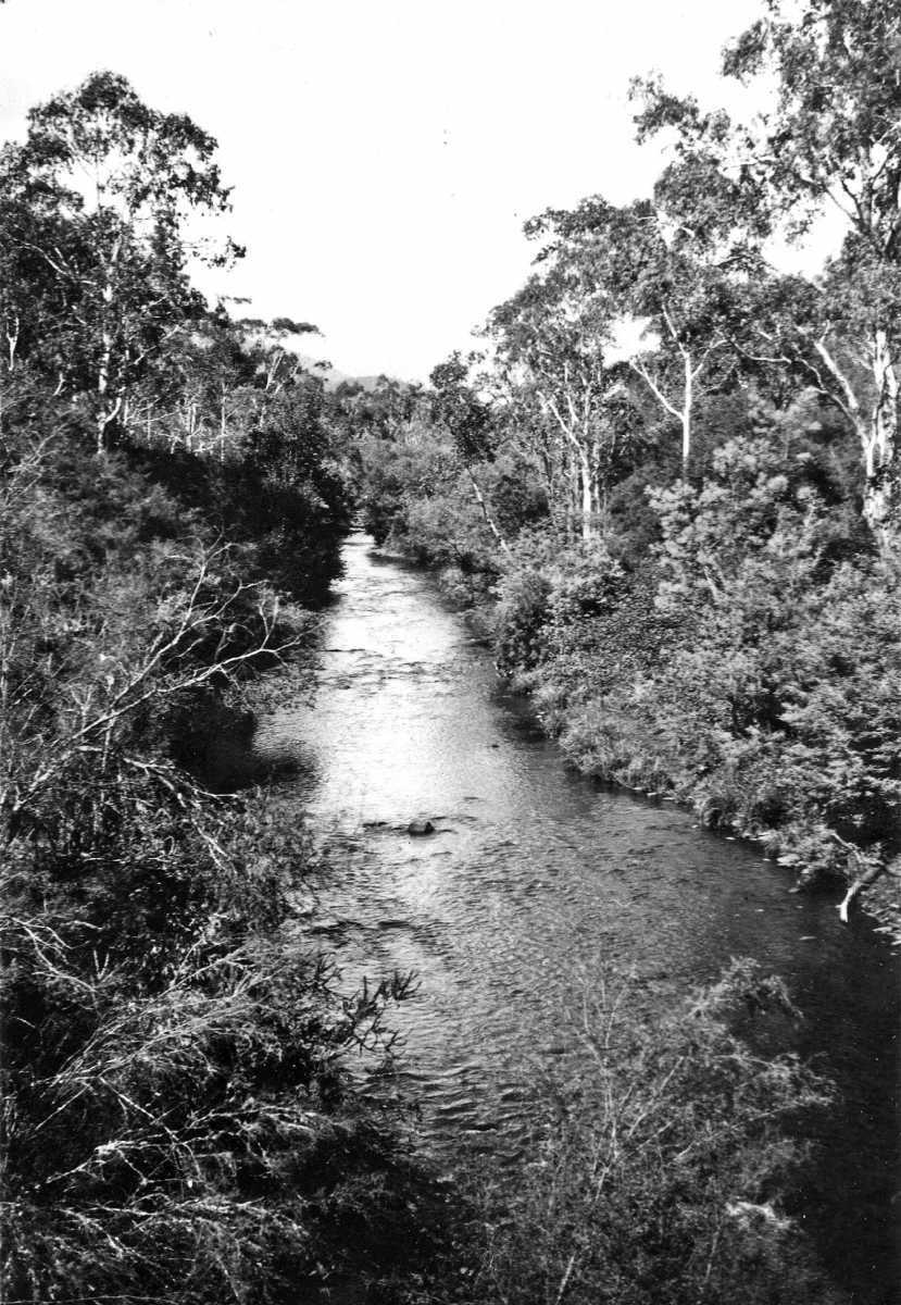 1940 Ovens River