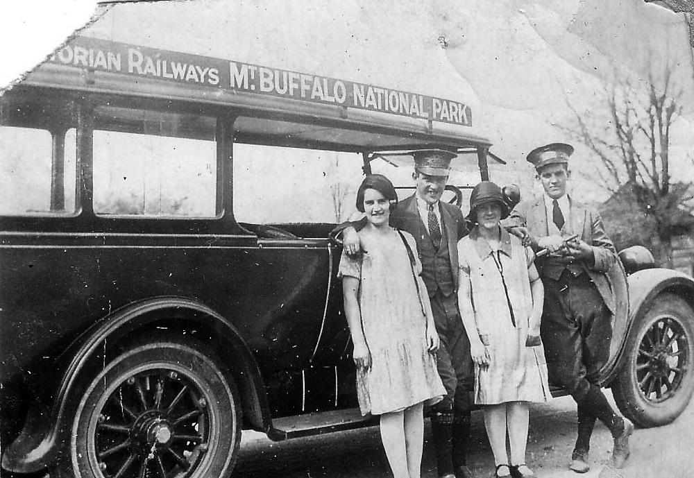 Buffalo Coach